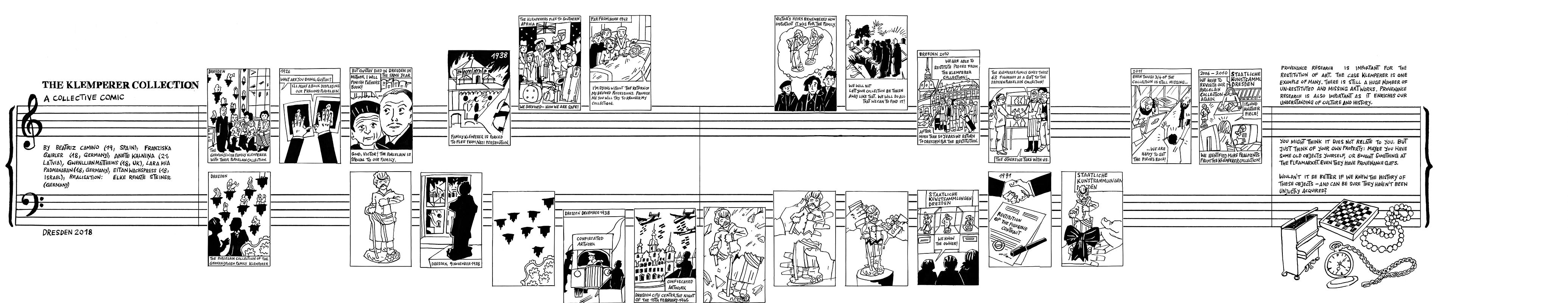 Interaktiver Comic